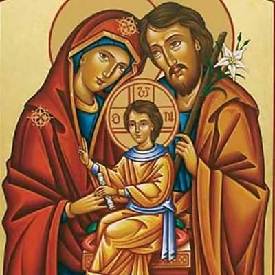 Navidad y Sagrada Familia