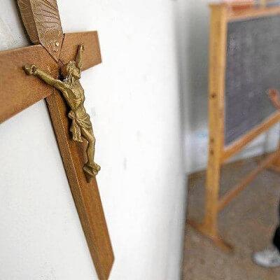 Asignatura de religión en Tribuna Euskadi