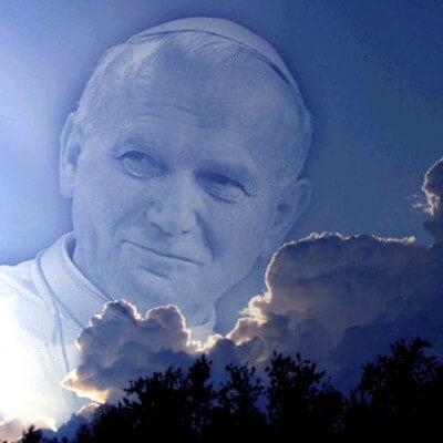 Juan Pablo II testigo