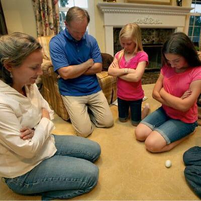La familia cristiana hoy