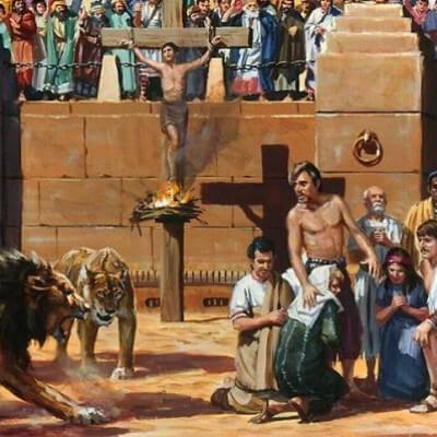 Persecución religiosa