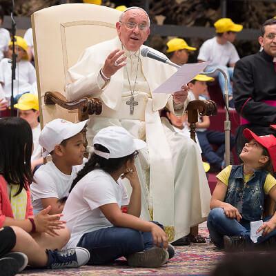 Evangelizar con el Papa Francisco