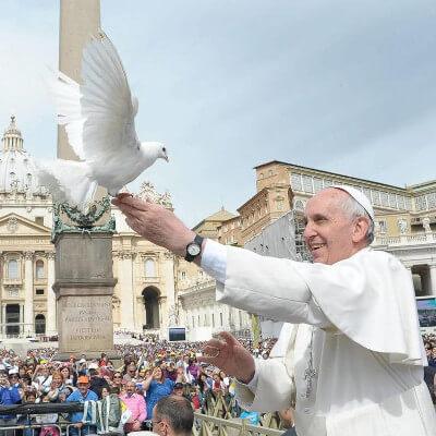 La providencia del pontificado del Papa Francisco
