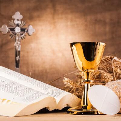 Adoración Eucarística y Sagradas Escrituras