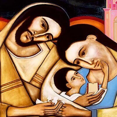 Familia hogar de misericordia