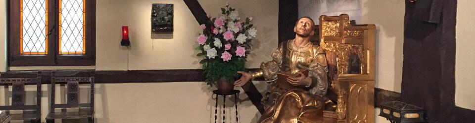 Capilla de la conversión de San Ignacio