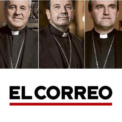 Entrevista a tres obispos vascos