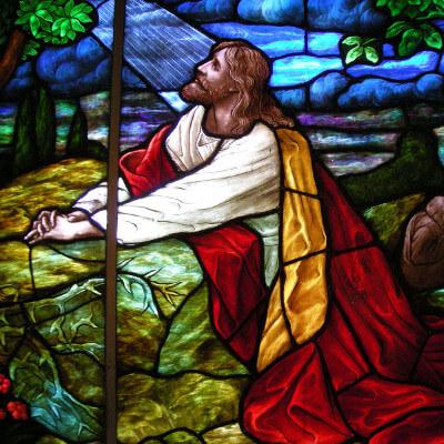 Hora santa en Getsemaní